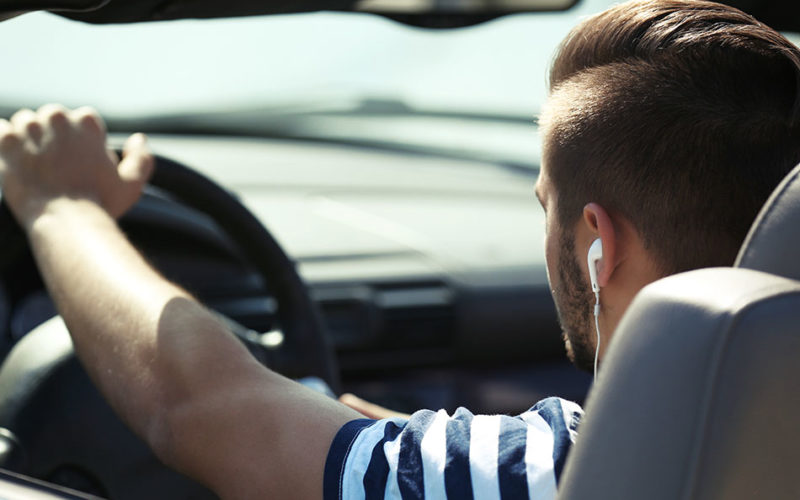 Listening to Music can Lead to Car Accidents