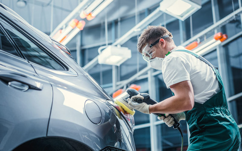 Auto Detailing: Turning an Old Car Brand New