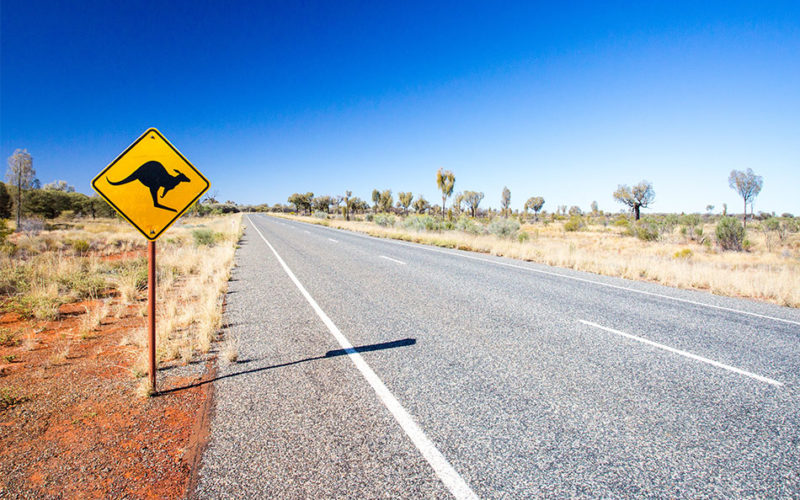 Safe Driving on Different Road Surfaces and Hazards in Australia